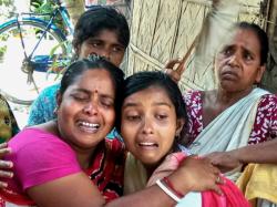 Mother Death Rajesh Sarkar Islampur Wants Kill Mamata Banerjee Her Own Hand