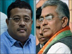Dilip Ghosh Alleges That He Is Attacked Front Mp