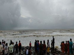 Depression Intensified Into Deep Depression Over West Central Bay Of Bengal