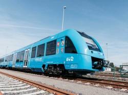 Germany Rolls World S First Hydrogen Powered Train Which Is Alternative To Diesel
