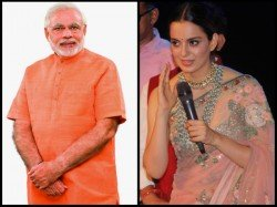 Kangana Ranaut Wishes The Pm The Most Warm Way Watch Video