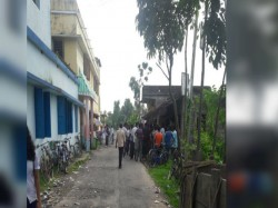 Teachers Namkhana School Fear Fresh Attack Demanding Probe Corruption