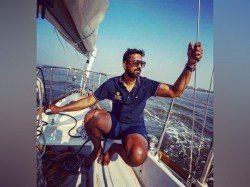 Indian Navy Has Rescued Commander Abhilash Tommy From Indian Ocean