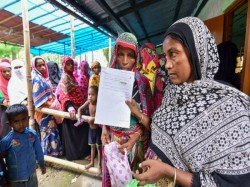 Nrc Needs Be Implemented All Indian States Claims Assam Cm