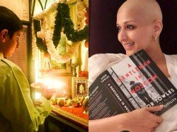 Sonali Bendre Misses The Celebrations Posts Heartwarming Message