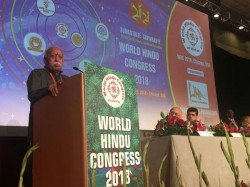 World Hindu Congress Pushes Greater Global Presence Hindus Around World
