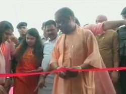 Water Pilgrimage On Ganga Yogi Adityanath Inaugurates 5 Star Cruise Line In Varanasi
