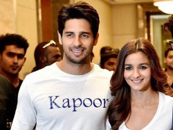 Sidharth Malhotra Talks About Rumoured Ex Girlfriend Alia Bhatt