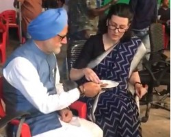 Anupam Kher Wraps The Accidental Prime Minister Shoot