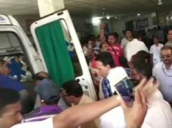 Several Dead After Gas Pipeline Blast Bhilai Steel Plant Chhattisgarh
