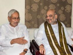 Bjp Jdu Contest On Equal Number Seats Bihar Lok Sabha Elections
