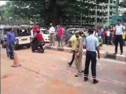 Four Injured An Explosion Near Shukleshwar Ghat Guwahati Assam