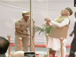 Pm Modi Hoist Tricolor At Red Fort Today On 75th Anniversary Azad Hind Government