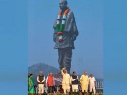 Sardar Ballavbhai Patel S Only Grandson Was Skip Statue Unveiling
