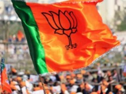 Tmc S Gram Panchayat President Circles The Village With Flag Bjp Hoogly