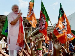 Bjp Rope Magicians Campaigning Mp Polls