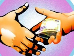 Per Cent Indians Admitted Paying Bribe Says Corruption Survey