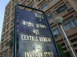 Cbi Books Its Special Director Rakesh Asthana Bribery Case