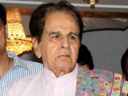 Dilip Kumar Admitted Hospital Diagnosed With Pneumonia Again