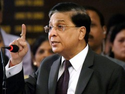 Indian Judiciary Strongest Most Robust The World Says Cji Dipak Misra Fare Well