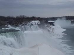 Fireworks Ring Diwali At Niagara Falls Canada During Diwali