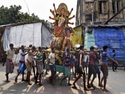 Weather Report West Bengal On The Eve Durga Puja