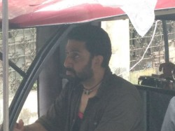 Abhishek Bachchan Comes Hooghly Shooting A Bollywood Directorial By Anurag Basu
