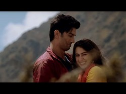 Kedarnath Teaser Sara Ali Khan Falls Love With Sushant Singh Watch Teaser Video