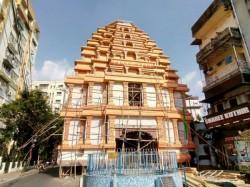 Know The Theme Ekdalia Evergreen Sarbajanin Durga Puja