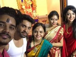 How Uttam Kumar S Family Spends Lakshmi Puja Here Are Few Details