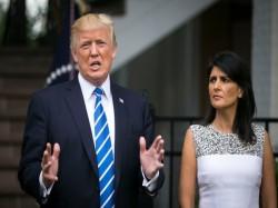 Nikki Haley Resigns As Donald Trump S Un Ambassador