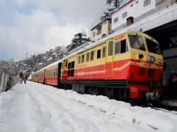 Railways Plans Aircraft Like Pressurised Coaches World S Highest Rail Lines Ladakh