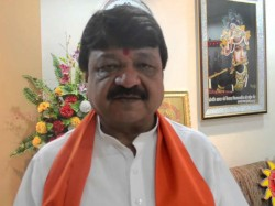 Kailash Vijayvargiya Warns Mukul Roy Others On Phone Tapping Issue
