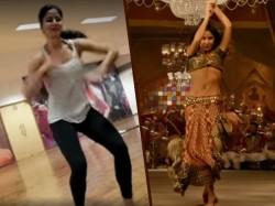 Watch How Katrina Amir S Viral Video Making The Song Suraiyaa Jaan