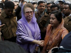 Bangladesh Court Doubles Jail Term Former Prime Minister Khaleda Zia In Orphanage Graft Case