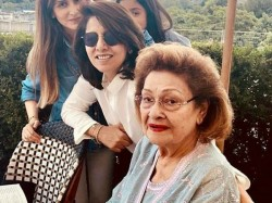 Raj Kapoor S Wife Krishna Raj Kapoor Passes Away At The Age