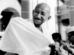 Gandhi Ji Drank Goat S Milk Recover From Serious Ailment