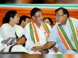 Mamata Banerjee Tracks That Mukul Roy Phones Everyday Tmc Leaders