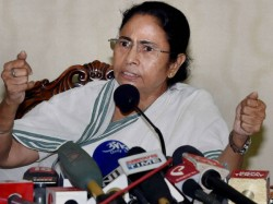Mamata Banerjee Attacks Bjp As Threat Party India