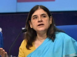 Retired Judges Conduct Public Hearings On Metoo Cases Says Maneka Gandhi