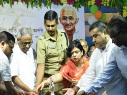 Foundation Stone Laying Ceremony New University Named After Mahatma Gandhi East Midnapur