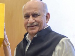 Union Minister Mj Akbar Resigns Over Metoo Allegations