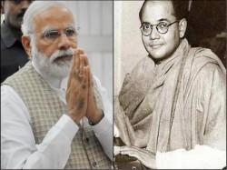 Narendra Modi Targets Bengal Loksabha Election 2019 On Image Netaji