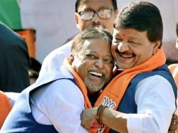 Bjp Targets Tmc S Mamata Bala Thakur Also Loksabha Election