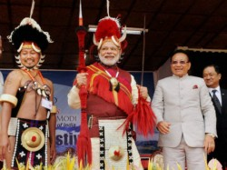Desh Ka Mood Modi Wave Will Sweep North East India Congress Loose Heavily