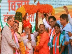 Pm Modi Is 11th Avatar Lord Vishnu Says Maharashtra Bjp Leader Avadhut Wagh