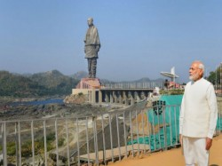 It S An Answer Those Who Question India S Existence Pm Told After Unveils Statue Of Unity