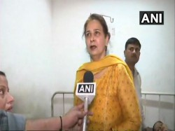 Navjot Kaur Sidhu Immediately Ran Away The Hospital After Amritsar Train Tragedy