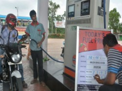 Petrol Diesel Prices Rise Again On Thursday