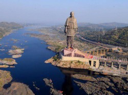 Get Live Updates Unveil Sardar Vallabhbhai Patel S Statue Unity Gujarat